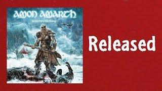 Released : Amon Amarth (Jomsviking)