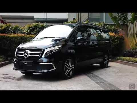 Mercedes-Benz V-Class Rise