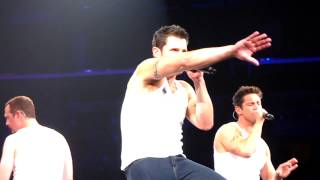 98 Degrees I Do Cherish You Live 7/5/13 Staples Center Los Angeles