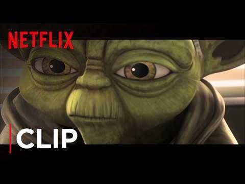 Star Wars Netflix Sverige