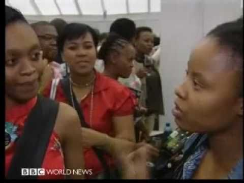 Africa Business Report 6 – South Africa Wining Sucess & World Cup – BBC News