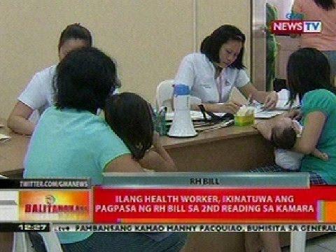 Reproductive Health Bill: Ang magkakaiba at magkakatugmang pananaw