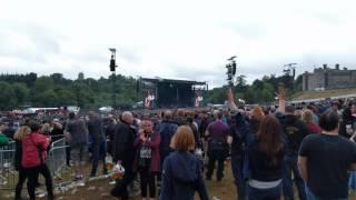Slane 2017, Guns n Roses Welcome to the Jungle