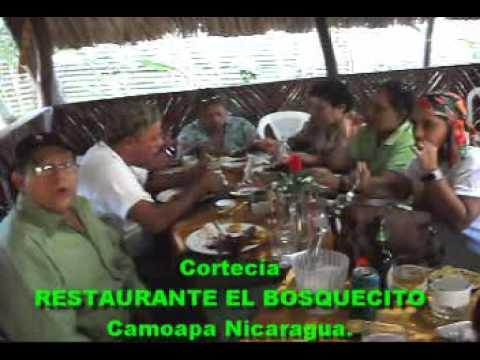 Agustin Orozco Restaurante el Bosquecito Camoapa Nicaragua