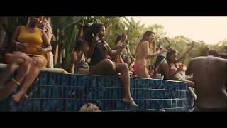 Straight Outta Compton Pool Shot