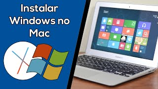 COMO INSTALAR WINDOWS NO MAC [BOOTCAMP]
