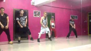[Final Practice] EXO-M/Overdose Dance Cover by KDA Dance Crew [140708]