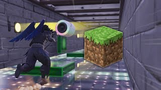 So I made the Minecraft theme using the New Fortnite Music Blocks!