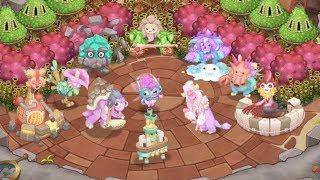 My Singing Monsters - Celestial Island (Full Song) (Update 7)