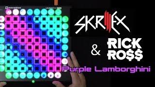 Skrillex & Rick Ross - Purple Lamborghini Launchpad Cover Project File