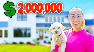 I MOVED OUT!! (New house tour🏠)