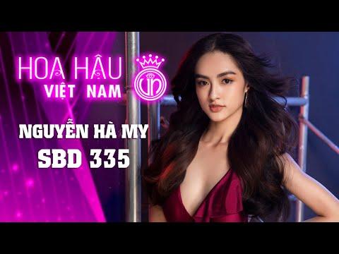 335 NGUYỄN HÀ MY HOA HẬU VIỆT NAM 2020