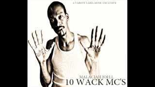 10 WACK MC'S