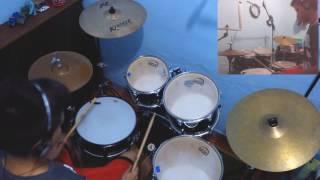 Drum cover - Sorriso Maroto - coincidência não existe ( Part. Wesley Safadão )