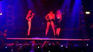 Sugababes - About A Girl Live @ G-A-Y 10/09/11