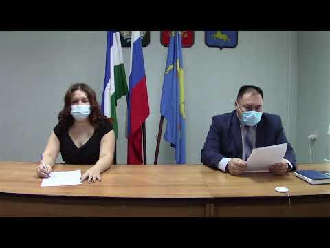 Брифинг по вопросам обеспечения нераспространения коронавирусной инфекции 17.12.2020