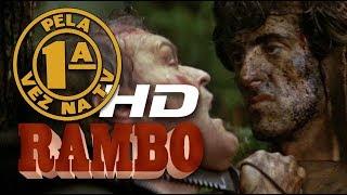 Cinema em Casa - Rambo: Programado Para Matar (30 anos da primeira exibição na TV brasileira)