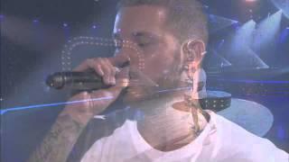 Matt Pokora - Through The Eyes (Live)