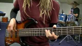 Freaky Funk Rock Bass & Drum Grooves