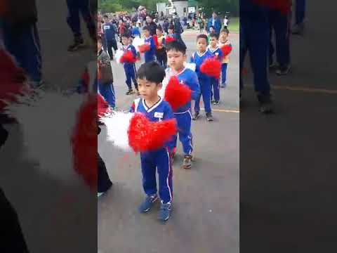 運動會舞蹈表演