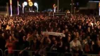 """ADRIANA LUA 3/5/2014 SERZEDELO TOUR """"A FESTA COMEÇOU"""""""