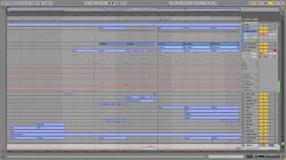 Ableton Live Project Template - Last Angel (Big Room Progressive Trance EDM)
