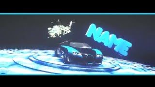 Car Intro Template-Arabalı İntro Template Free CD4 Car Rig