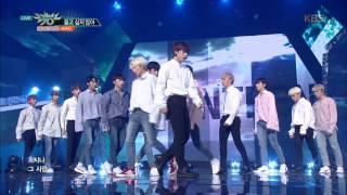 뮤직뱅크 Music Bank - 울고 싶지 않아 - 세븐틴 (Don't Wanna Cry - SEVENTEEN).20170616