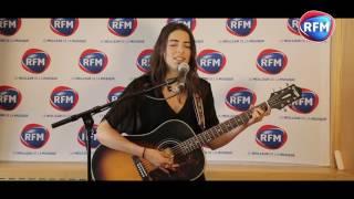 Léa Paci - Adolescente Pirate (Session acoustique RFM)