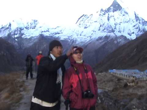 ABC, Nepal, with Ram & Tina