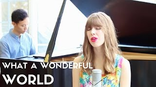 Louis Armstrong - What a Wonderful World (Cover by MusicThroughYou)