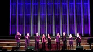 Choice of Voice - Bei Mir Bist Du Schön (live @ Rudolf-Oetker-Halle 2012)