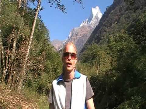 Nepal – Trek Day 8 – Jomsom Area and Annapurna Sanctuary (Chomrong to Himalaya).MOD