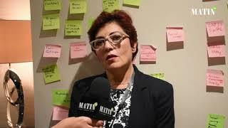 Karima Ghazouani, directrice du Centre Universitaire de l'Entrepreneuriat. « Nos jeunes sont fortement intéressés par des missions sociales »