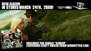 Big B - New Album Out 3/24/09 w/ Sinner feat. Scott Russo