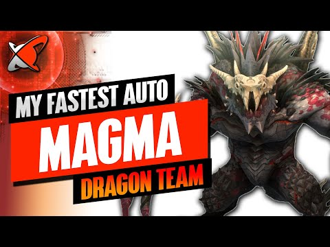 """MY FASTEST AUTO"" Kuldath The Magma Dragon Team | HARD Doom Tower Floor 80 | RAID: Shadow Legends"