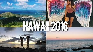H A W A I I ☀ 2016 Vlog | miramour