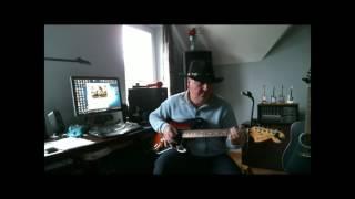 Wonderland by Night - Bert Kaempfert (Guitar Cover)