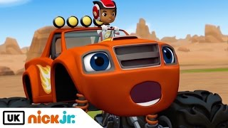 Blaze and the Monster Machines | About the Show | Nick Jr. UK