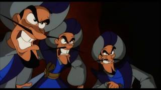 Aladdin : Аnd the King of Thieves ~ Whom YOU CHOOSE You ( Poland )