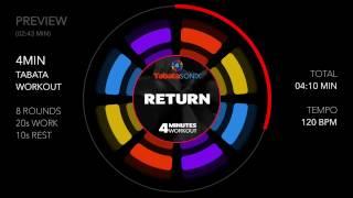 """RETURN"" Tabatasonix - Music for Tabata Workout"