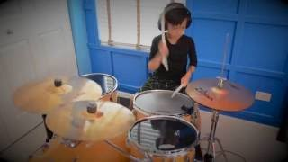Gym Class Heroes ft. Adam Levine - Stereo Hearts (Drum Cover)