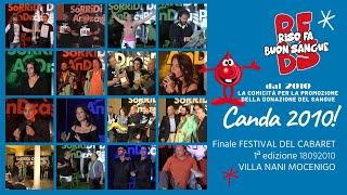Finale cabaret  prima edizione @ Risofabuonsangue2010