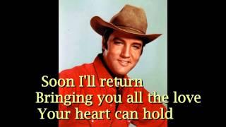Spanish Eyes - Elvis Presley ( Cover with lyric ) (สุขนิรันดร์ สขหลวง )