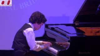Humoresque Piano Kristiyan Todorov Elin Pelin-narodno tschitalische Children's Music School Bulgaria