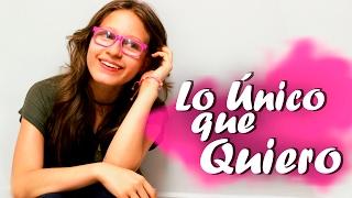 Lo Único que Quiero (Cover - Abel Zavala) | María Juliana