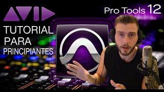 Pro Tools 12 - Tutorial Basico Para Principiantes 1