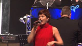 Geena Lisa With Yent Bigband 2016