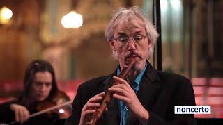 Bach - Recorder Concerto BWV1052 (noncerto 37.3 Ensemble Caprice) Classical Music Video