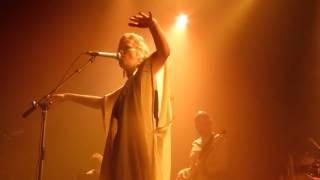 """Ane Brun  with """"Shape of the heart"""" Live at Doornroosje Nijmegen(NL) 11-11-2015"""